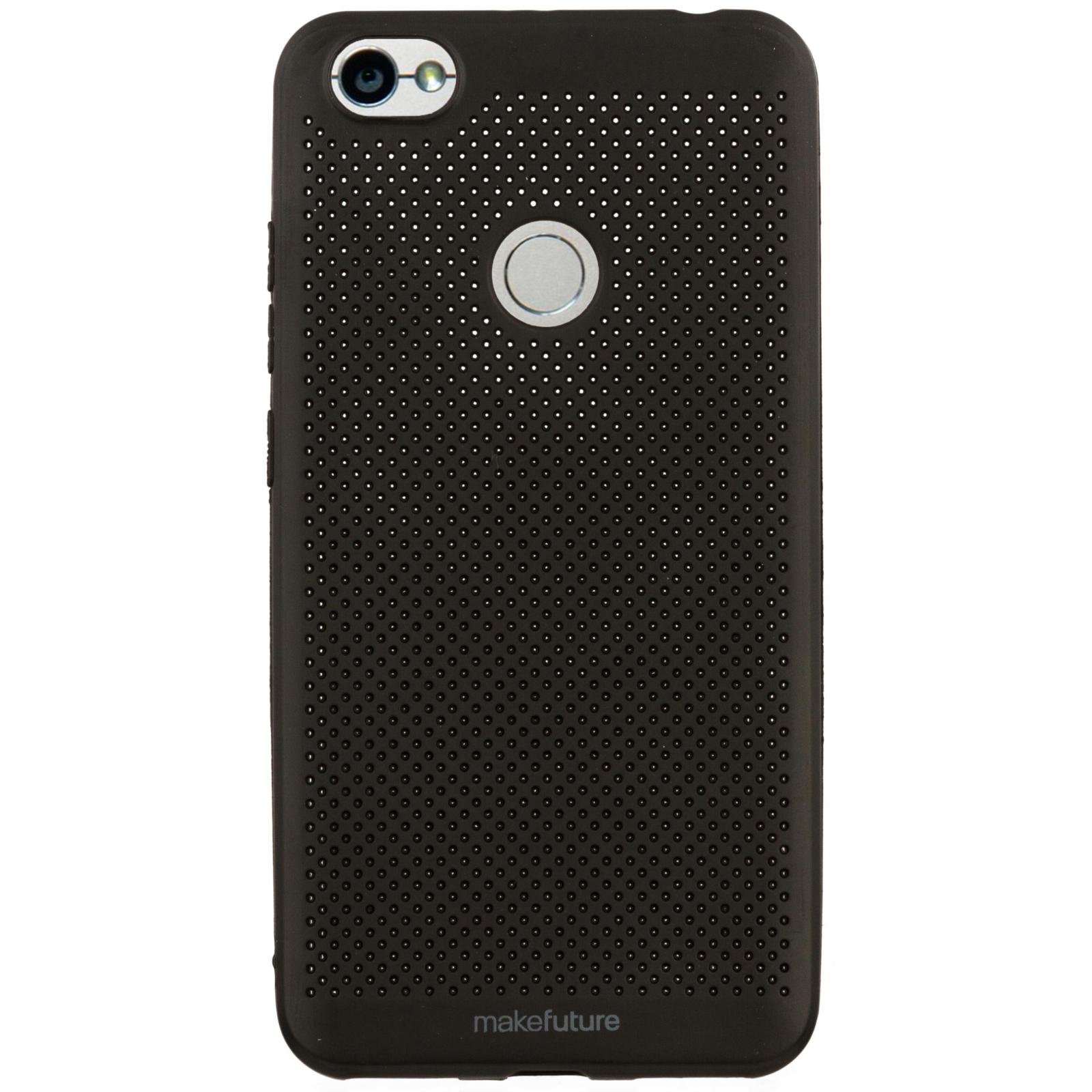 Чехол для моб. телефона MakeFuture TPU/Moon Case для Xiaomi Redmi Note 5A Prime Black (MCM-XRN5APBK)