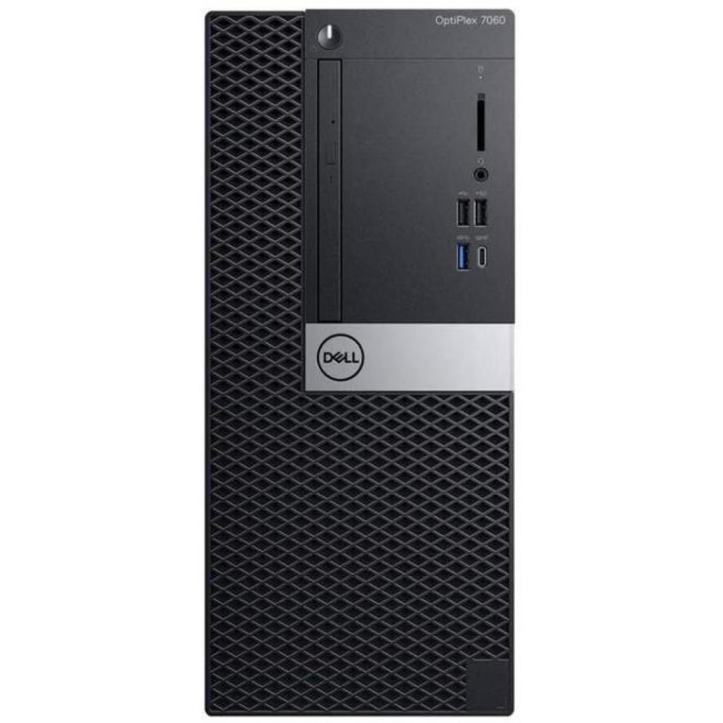 Компьютер Dell OptiPlex 7060 MT (N016O7060MT) изображение 2