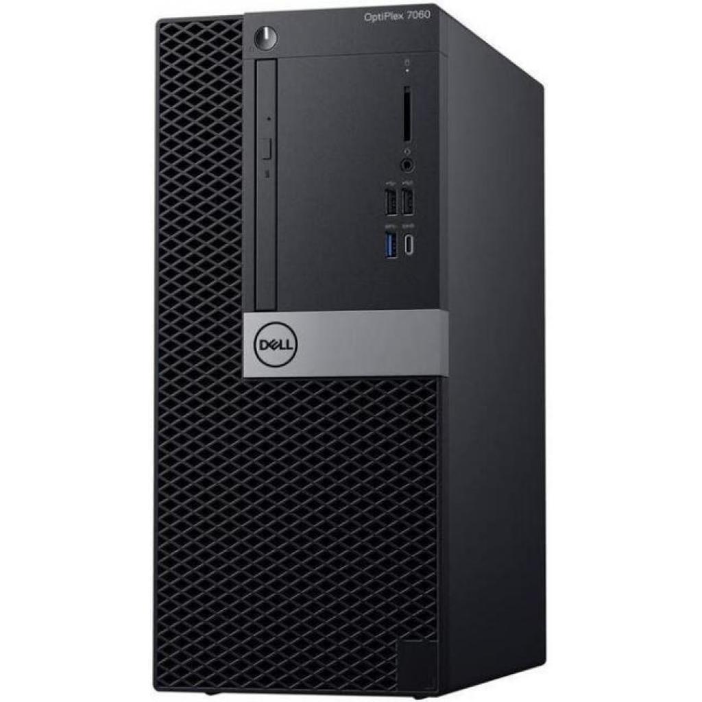 Компьютер Dell OptiPlex 7060 MT (N016O7060MT)
