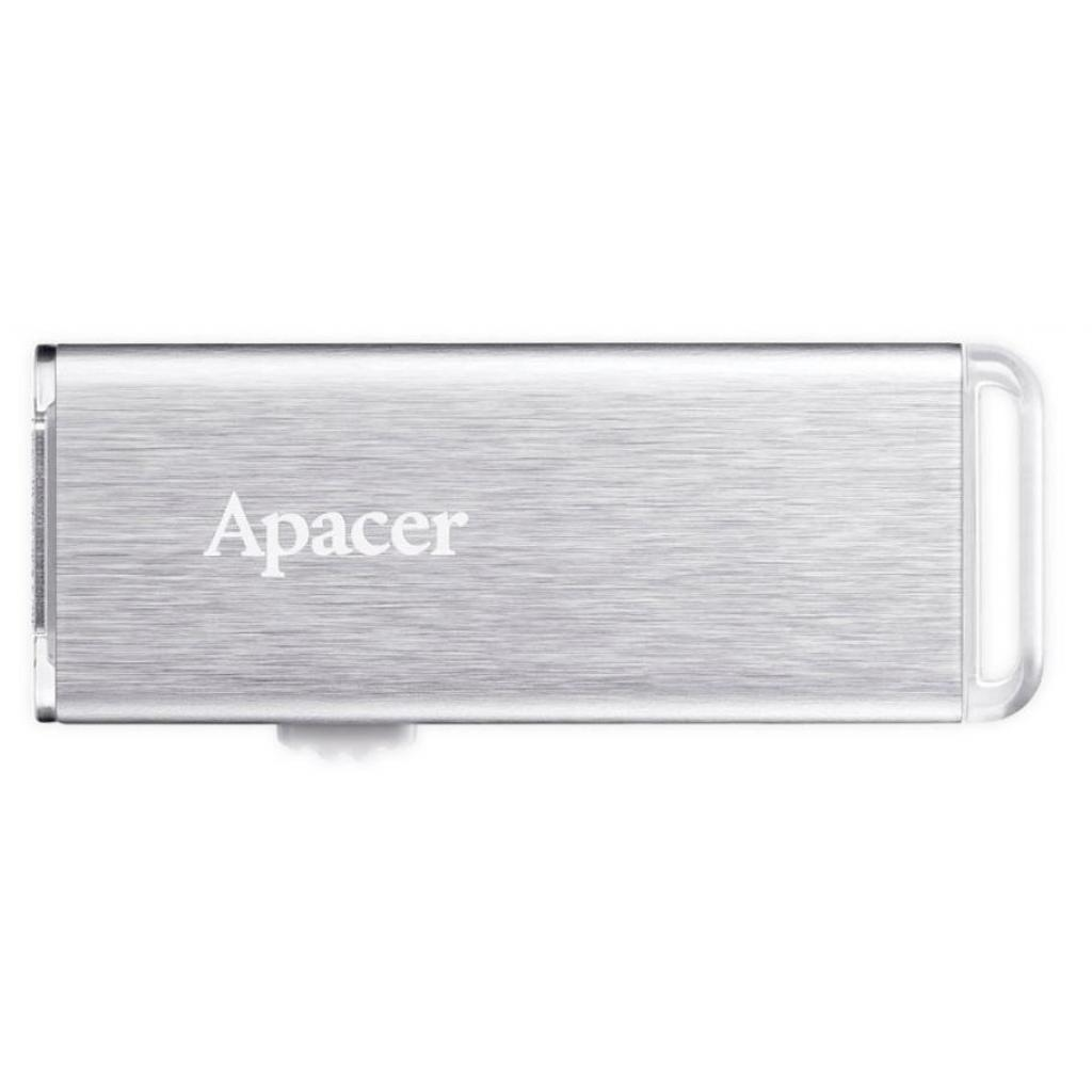 USB флеш накопитель Apacer 64GB AH33A Silver USB 2.0 (AP64GAH33AS-1)