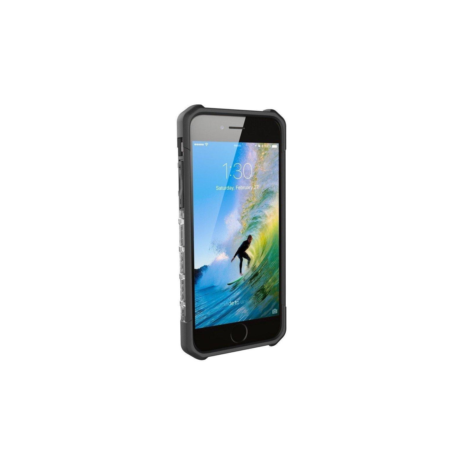 Чехол для моб. телефона UAG iPhone 8/7/6S Ice (Transpa) (IPH8/7-L-IC) изображение 5