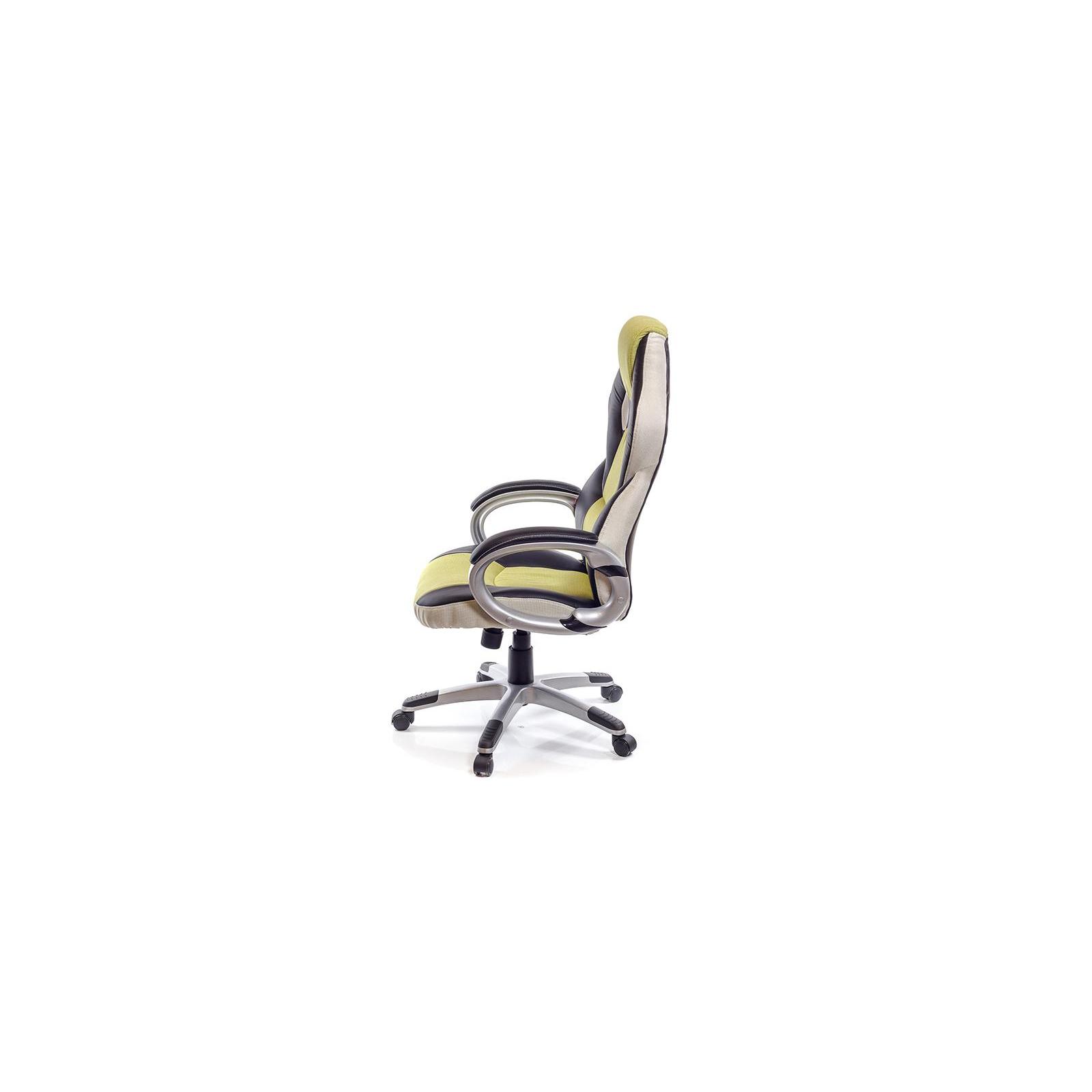 Кресло игровое АКЛАС Антарес PL TILT Салатовое (07348) изображение 3