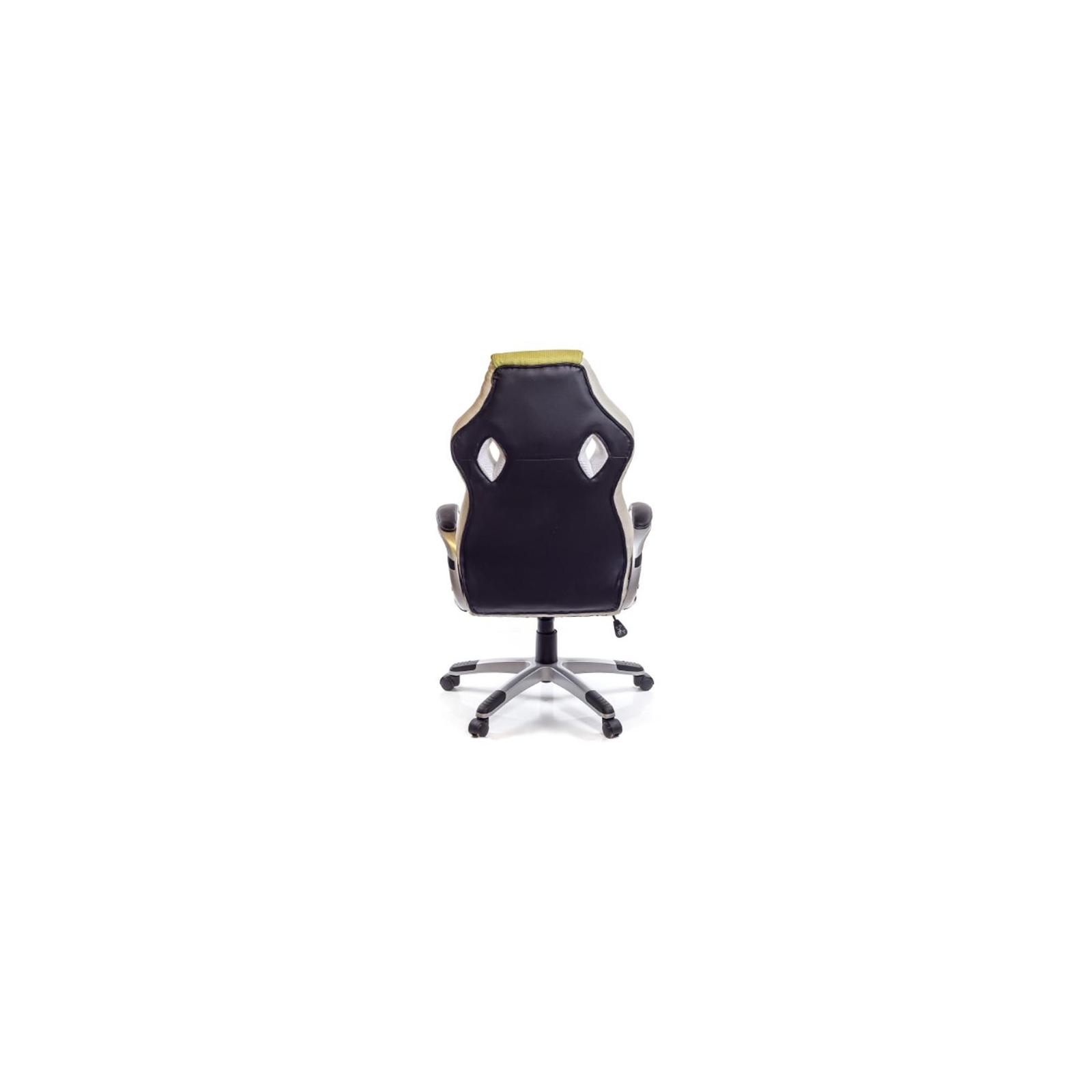 Кресло игровое АКЛАС Антарес PL TILT Салатовое (07348) изображение 4