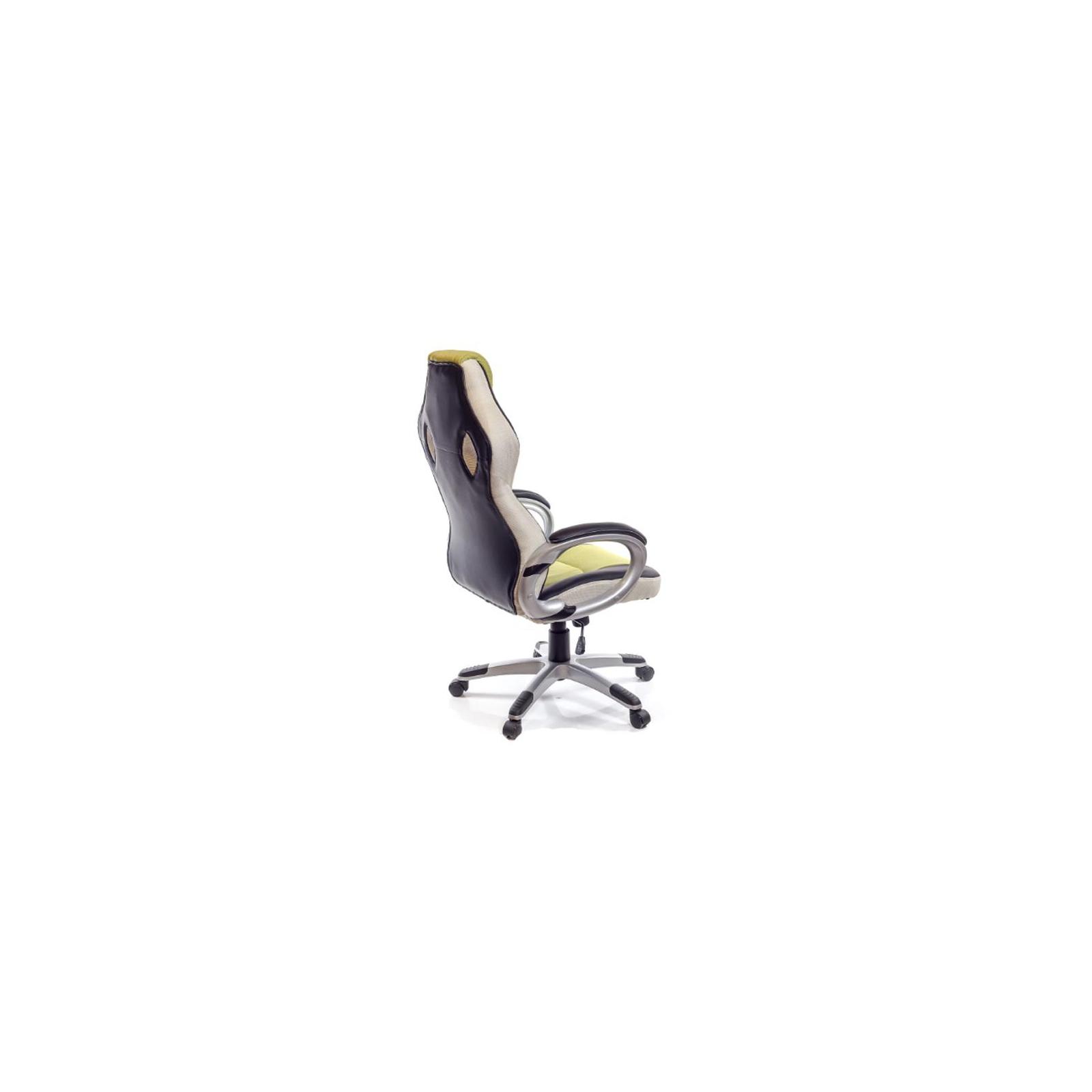 Кресло игровое АКЛАС Антарес PL TILT Салатовое (07348) изображение 5