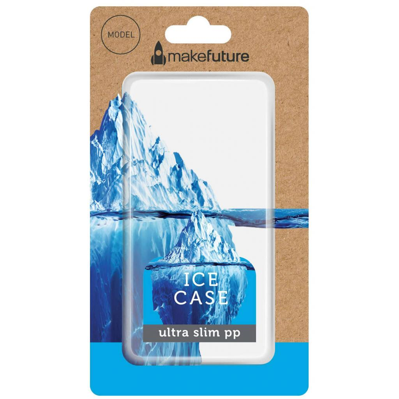 Чехол для моб. телефона MakeFuture Ice Case (PP) Samsung S9 Plus White (MCI-SS9PWH)
