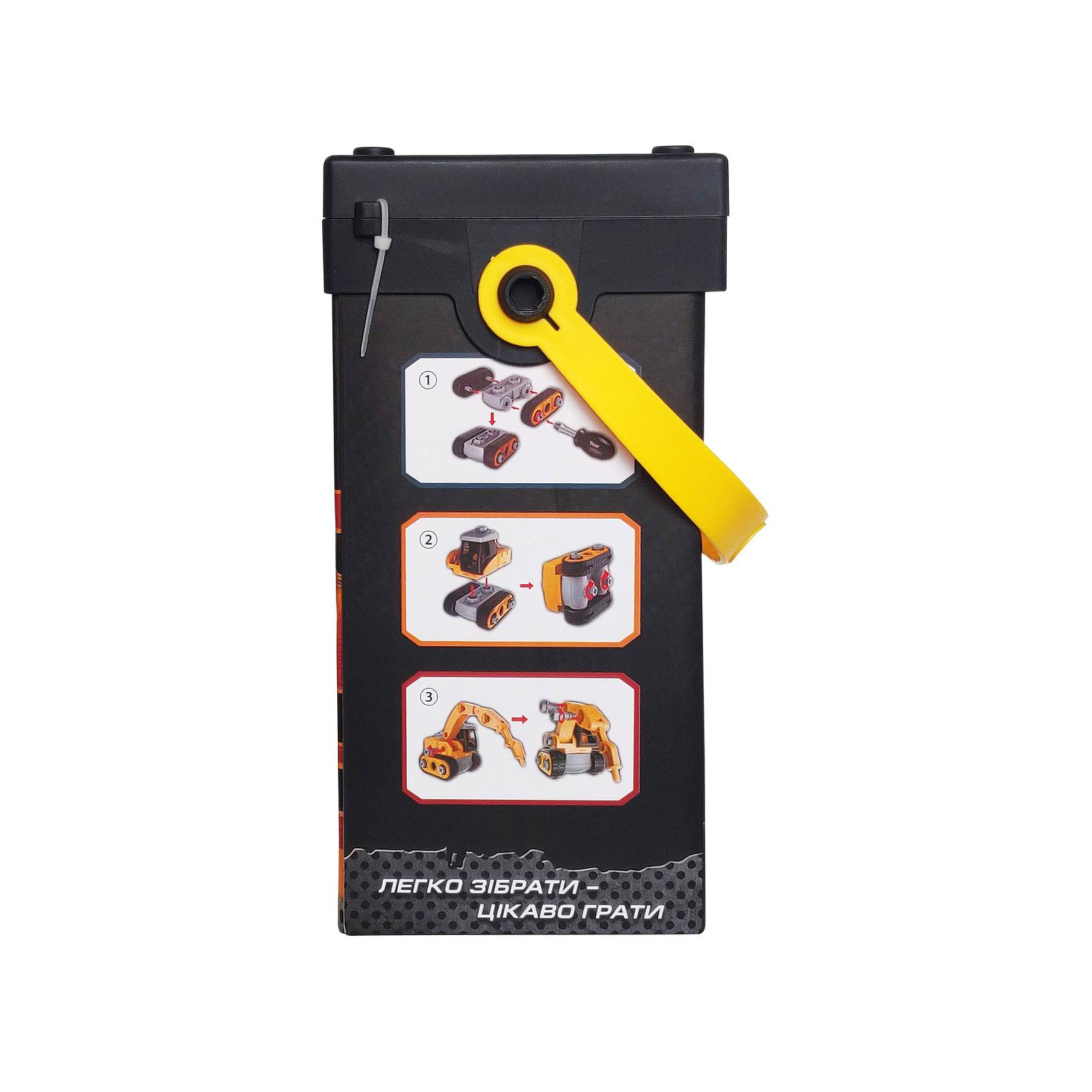 Конструктор Microlab Toys Строительная техника - Молотобий (MT8902) изображение 4