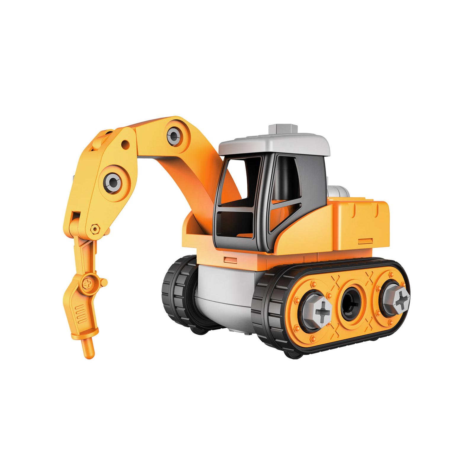 Конструктор Microlab Toys Строительная техника - Молотобий (MT8902)