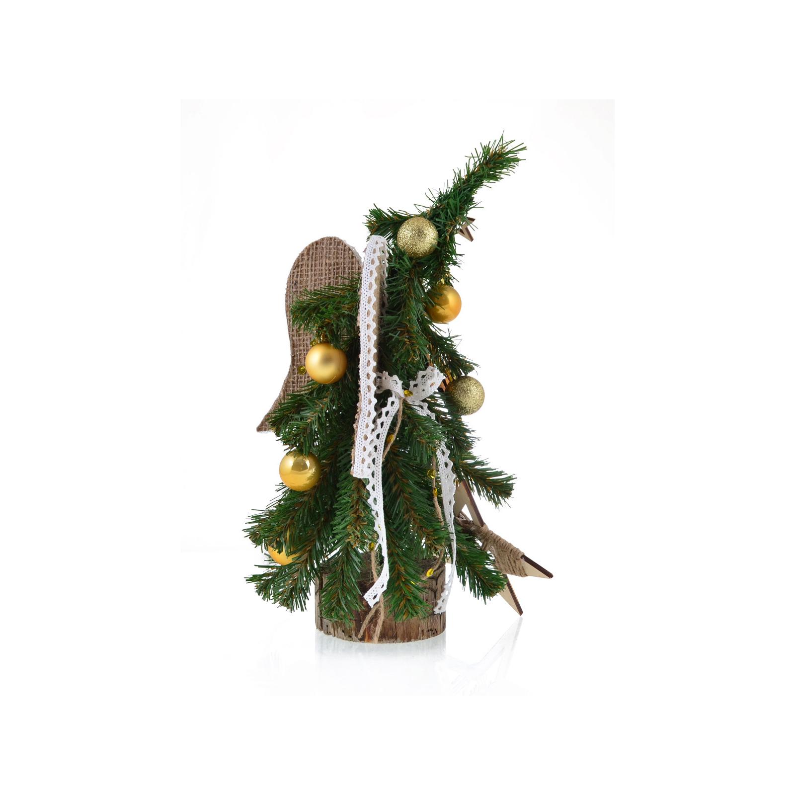 Искусственная елка YES! Fun с украшениями Ангел 0,35 м (904286) изображение 2