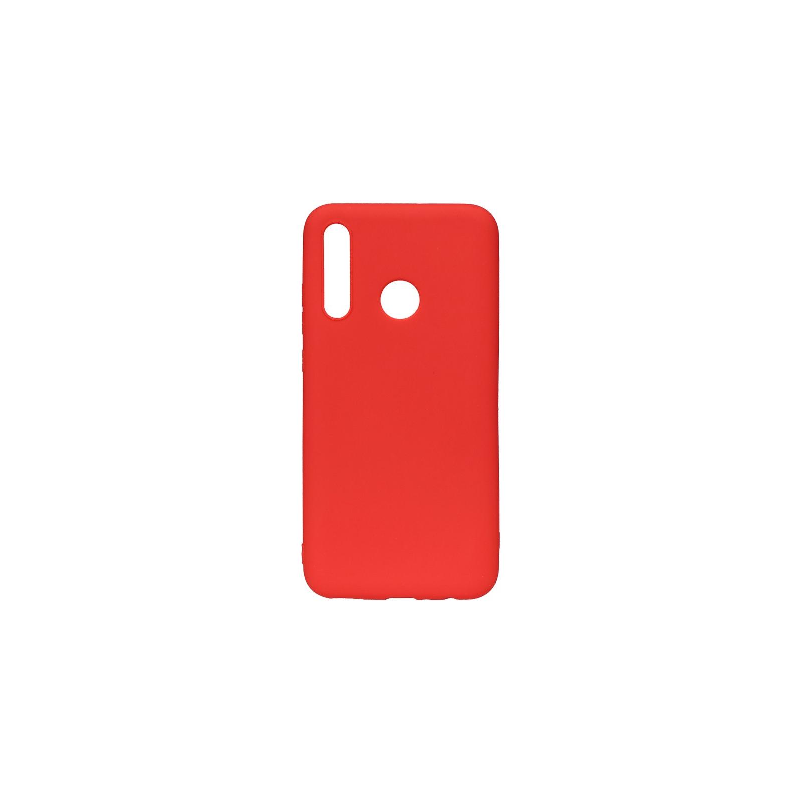 Чехол для моб. телефона Toto 1mm Matt TPU Case Huawei P Smart 2019 Red (F_94027)