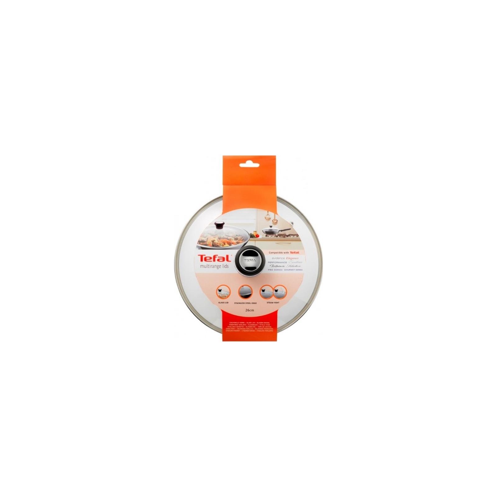 Крышка для посуды Tefal Glass bulbous 24 см (28097512) изображение 4