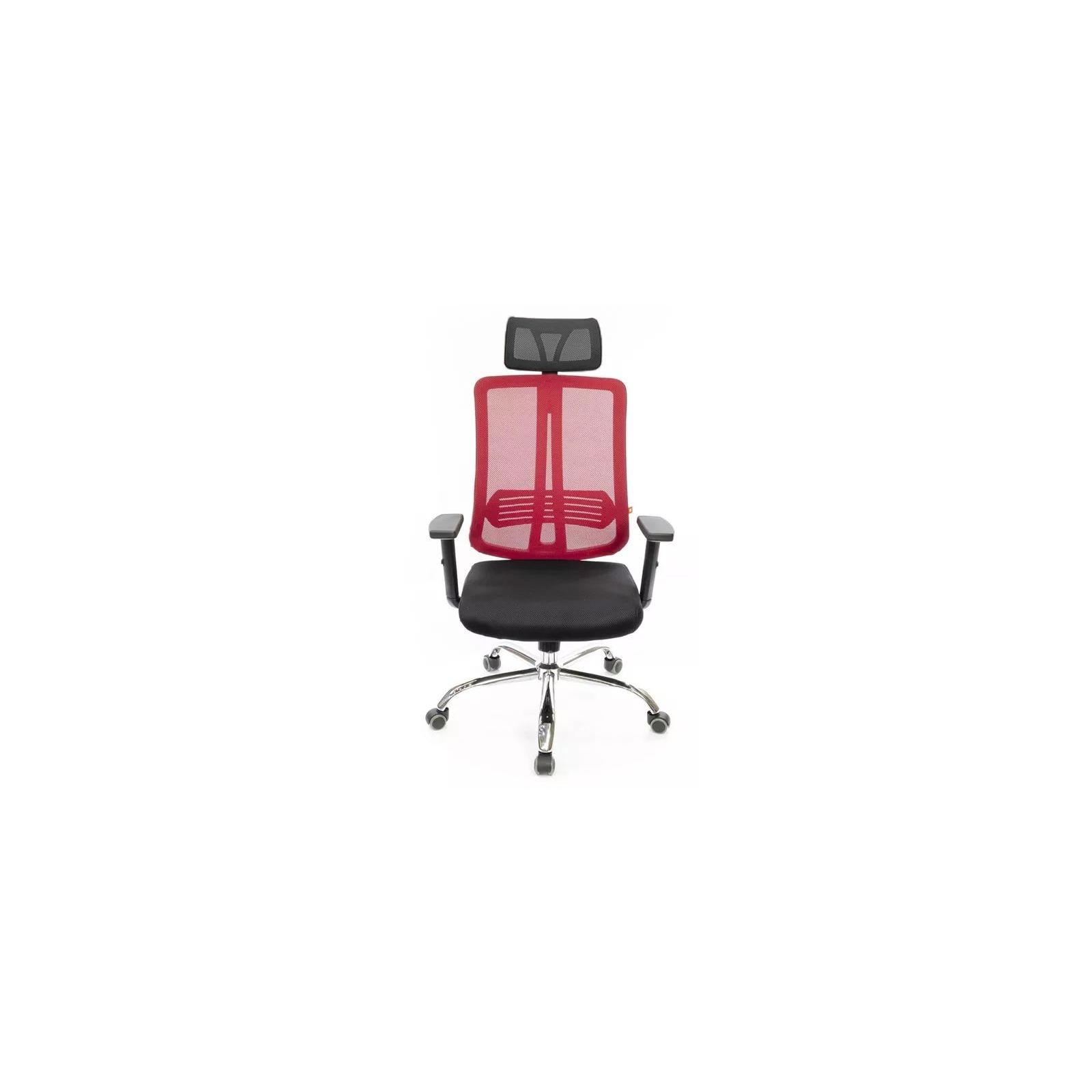 Офисное кресло Аклас Сити CH ANF Красное (15991) изображение 2