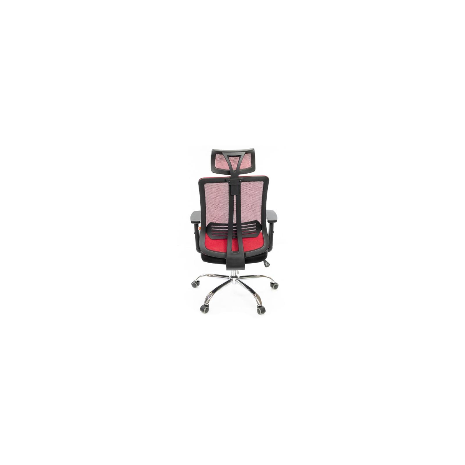 Офисное кресло Аклас Сити CH ANF Красное (15991) изображение 5
