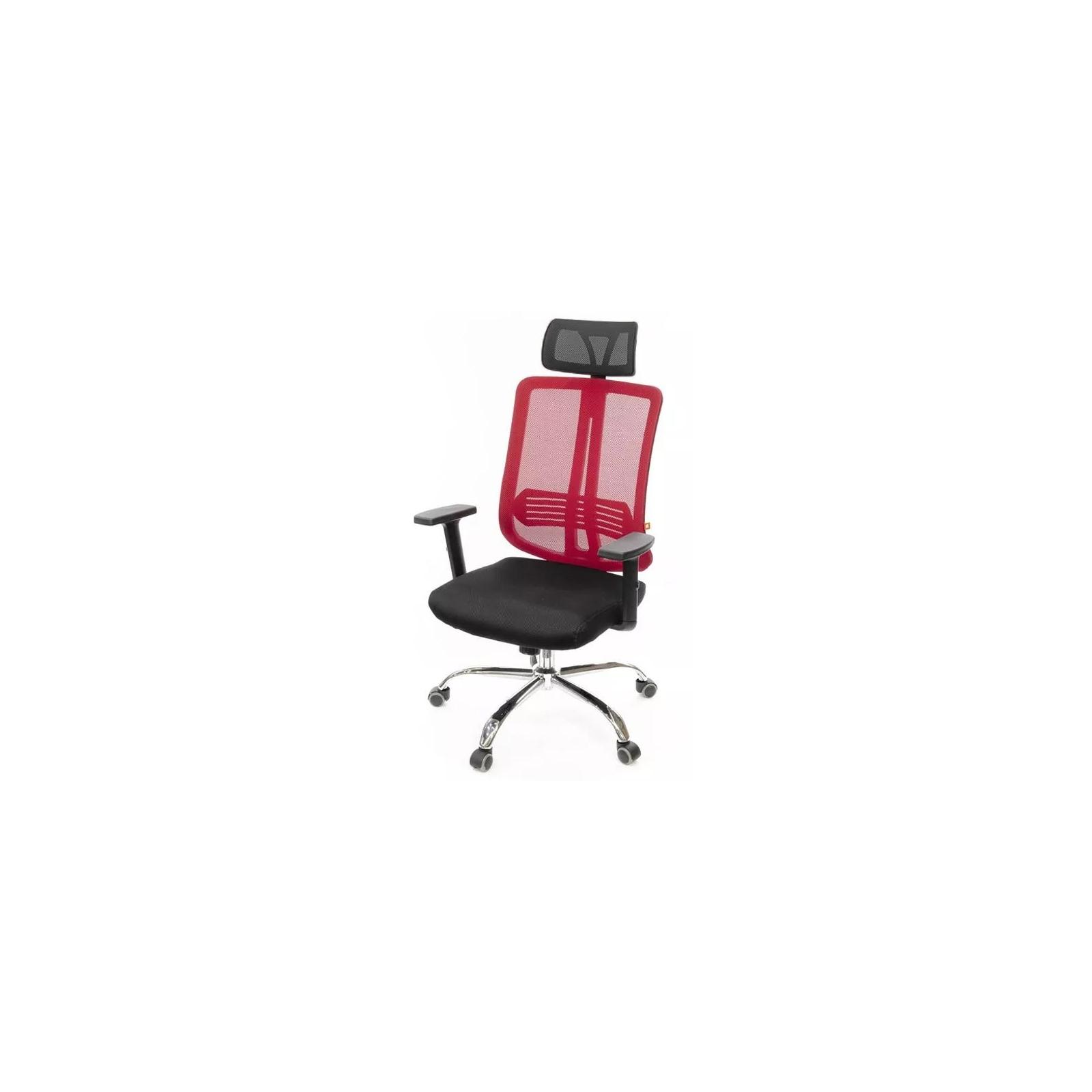 Офисное кресло Аклас Сити CH ANF Красное (15991)