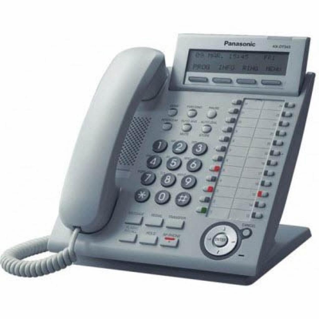 Телефон PANASONIC KX-DT343UA