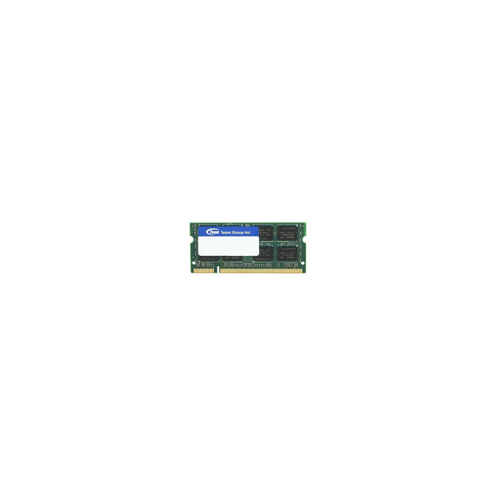 Модуль памяти для ноутбука SoDIMM DDR2 2GB 800 MHz Team (TSDD2048M800C5-E / TSDD2048M800C6-E)