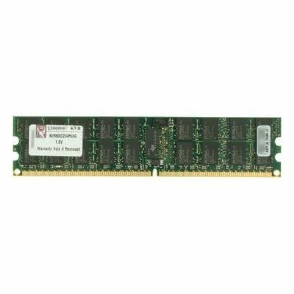 Модуль памяти для сервера DDR2 4096Mb Kingston (KVR800D2D4P6/4G)