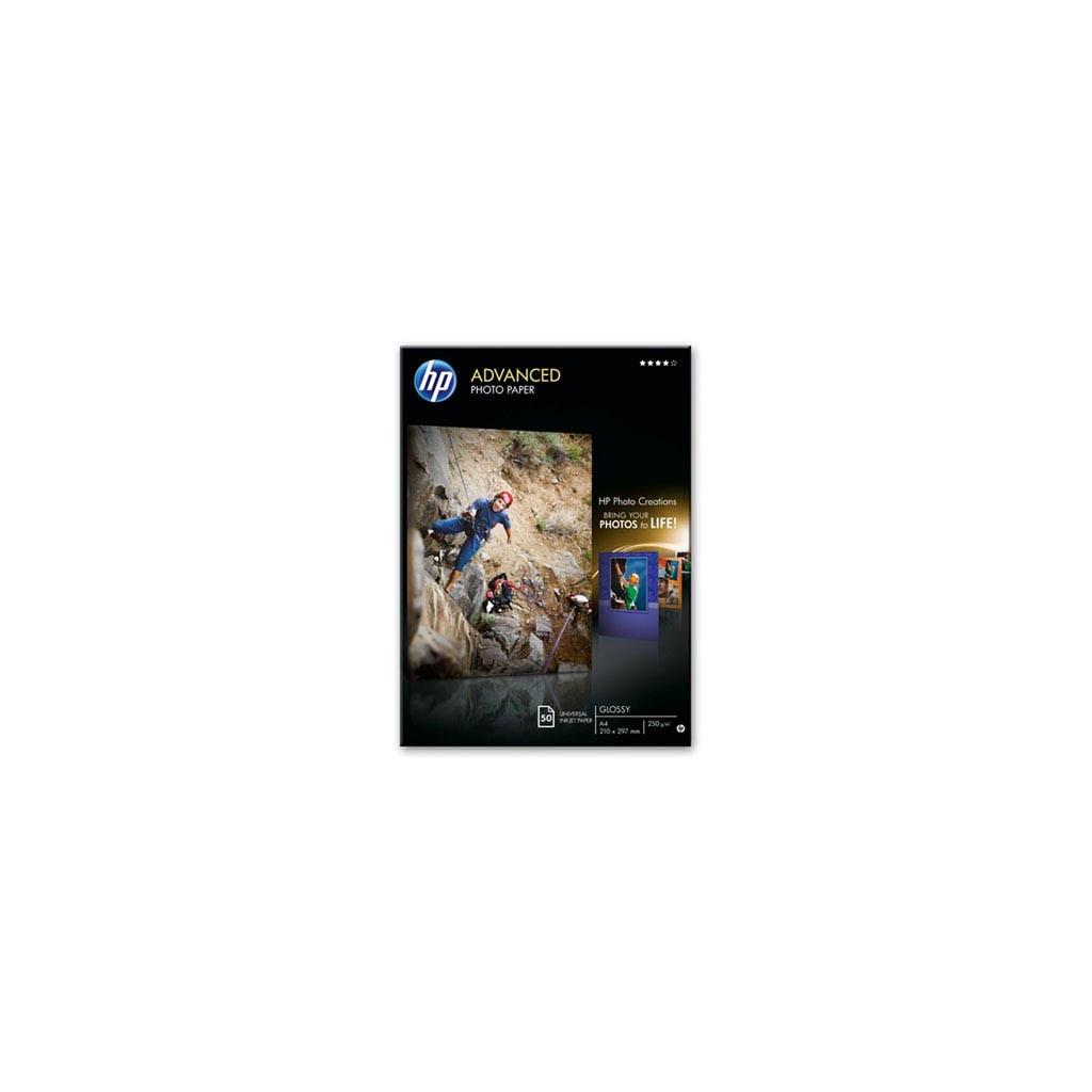 Бумага HP A4 Advanced Glossy Photo Paper (Q8698A)