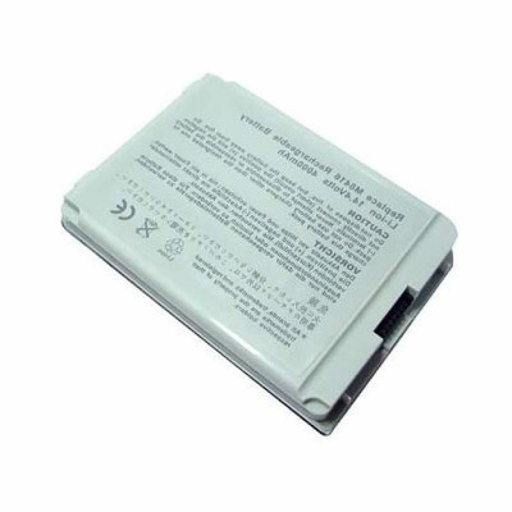 Аккумулятор для ноутбука Apple A1080 G3 14* BatteryExpert (M8416 L 44)