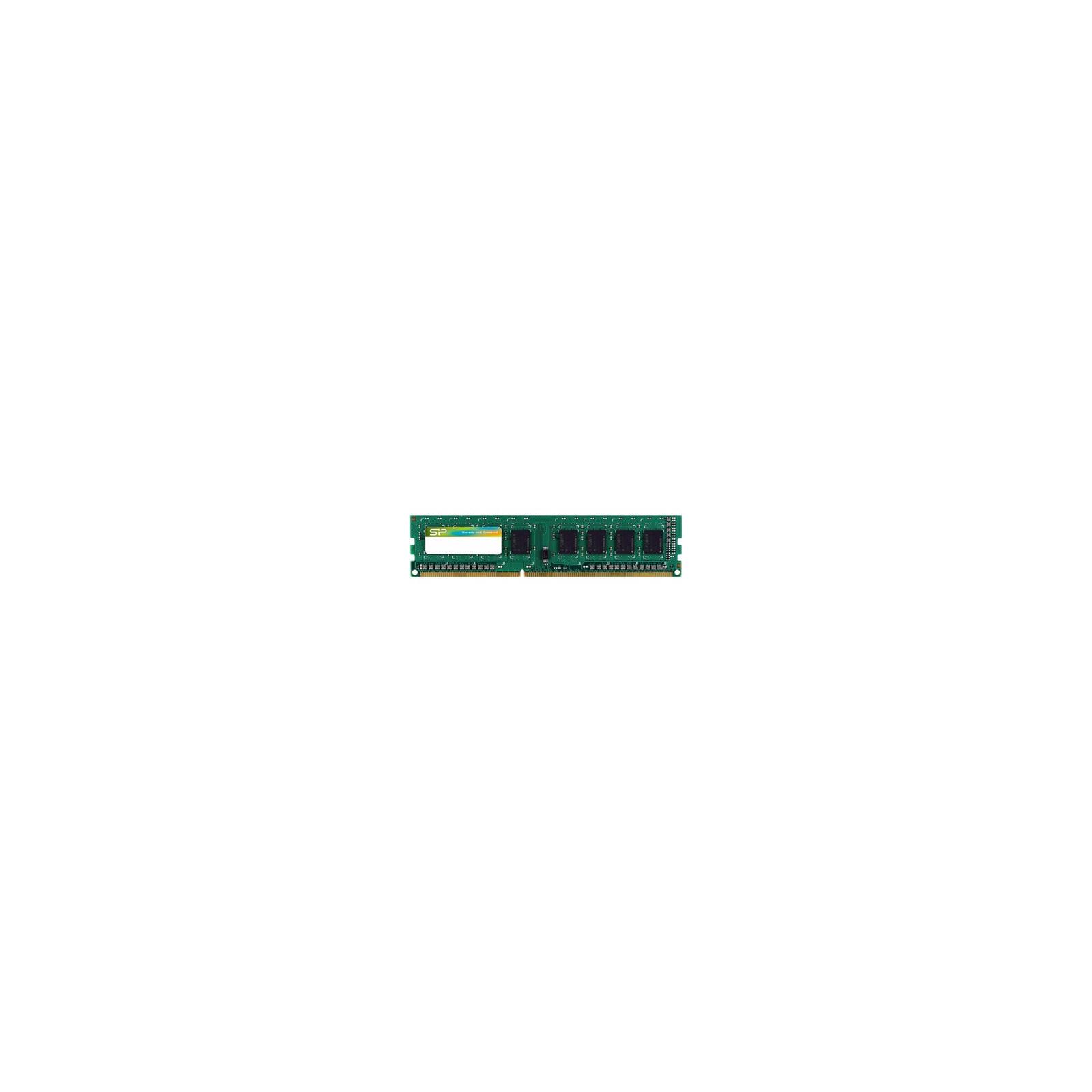 Модуль памяти для компьютера DDR3 2GB 1600 MHz Silicon Power (SP002GBLTU160V01)