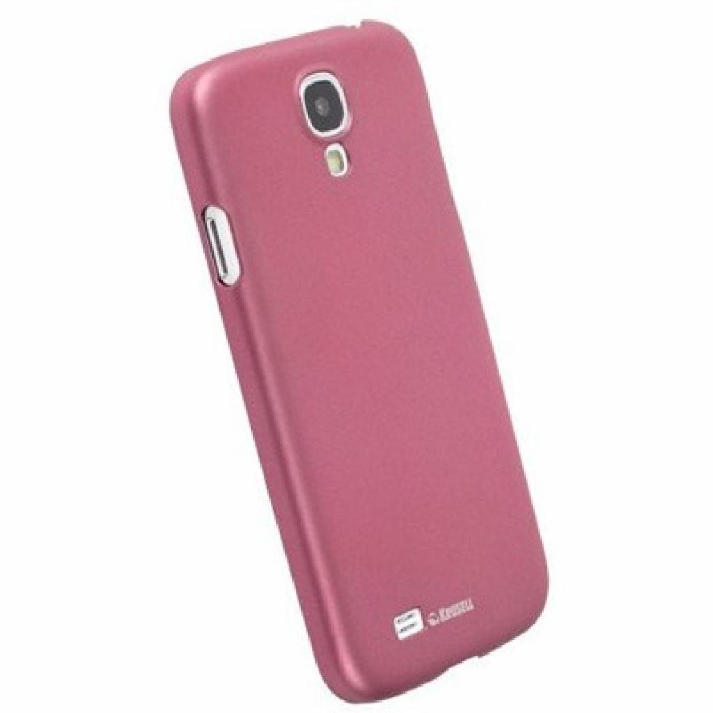 Чехол для моб. телефона Krusell для Samsung Galaxy S4 /ColorCover Pink (89836)