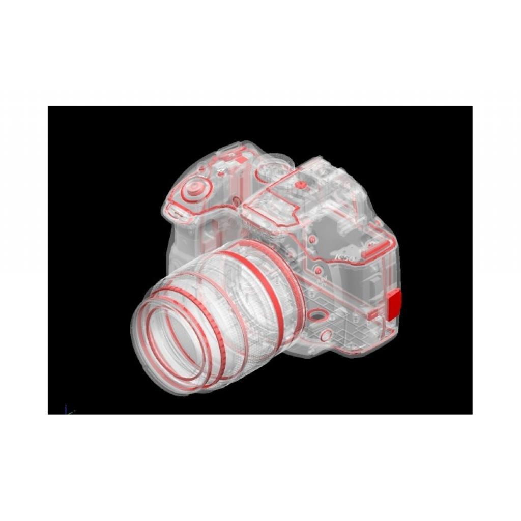 Цифровой фотоаппарат Pentax K-50 + DA L 18-55 WR white (10938) изображение 2
