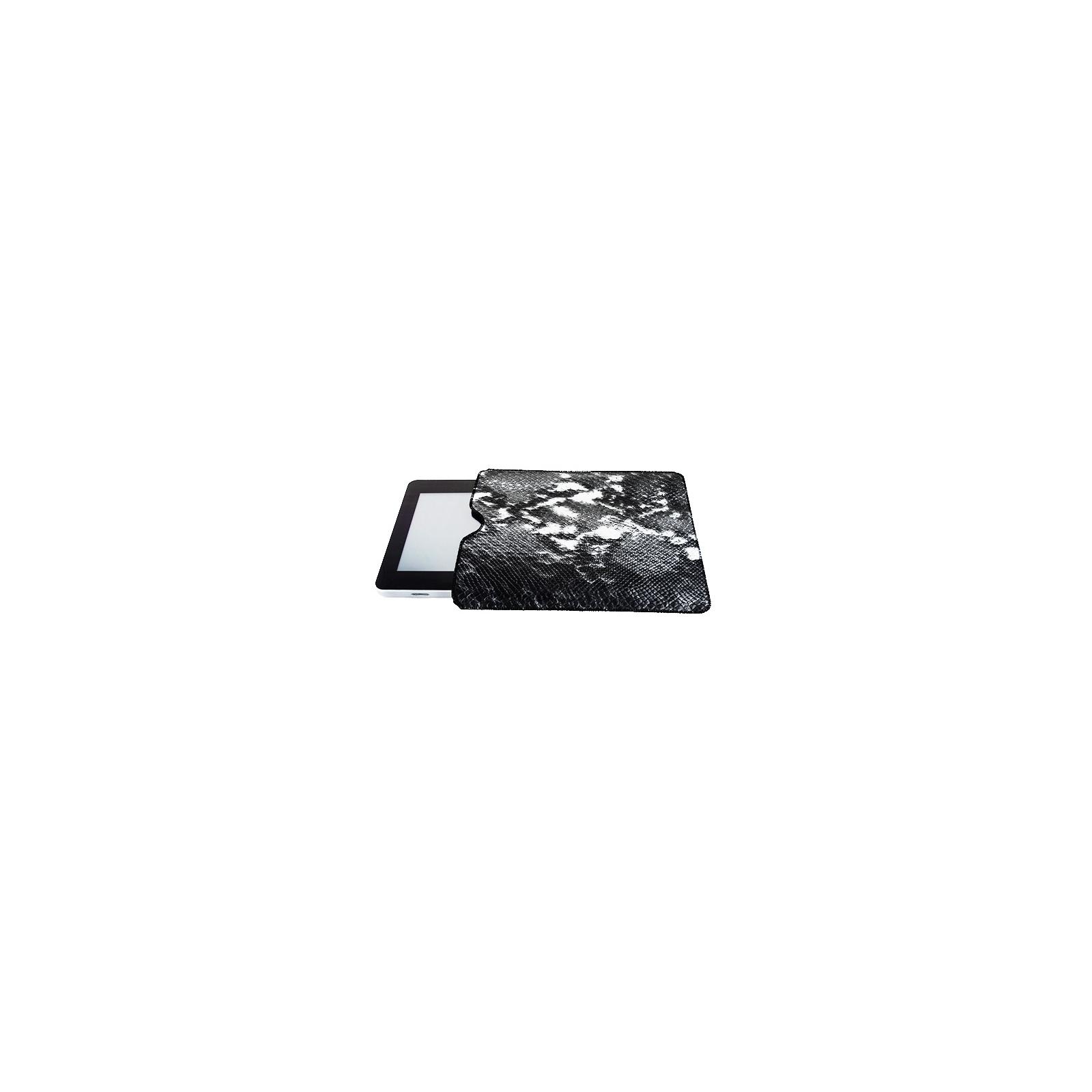 "Чехол для планшета Drobak 9.7-10.1"" Universal/Сrocodile Case /Black (216828) изображение 2"