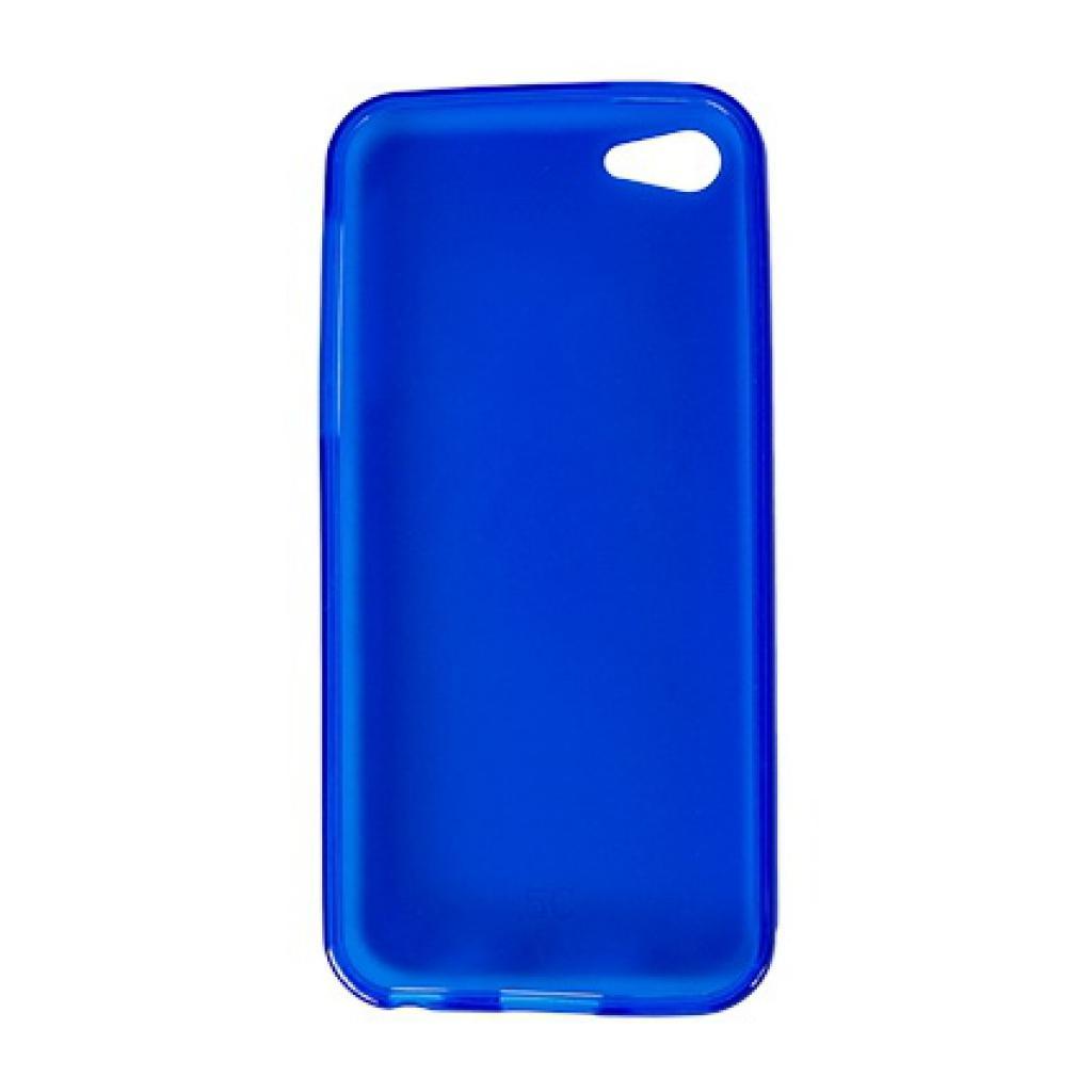 Чехол для моб. телефона Drobak для Apple Iphone 5c /Elastic PU/Blue (210242) изображение 2