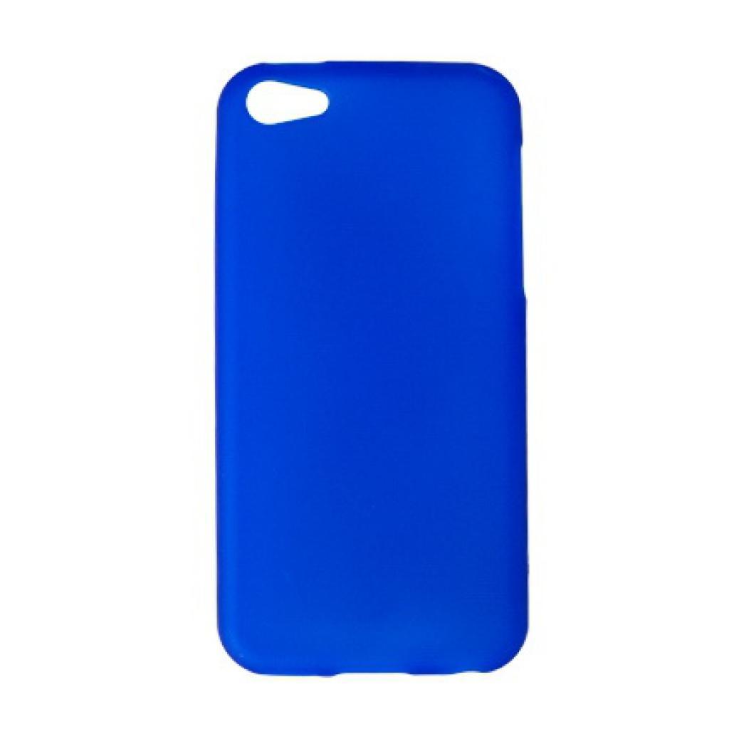 Чехол для моб. телефона Drobak для Apple Iphone 5c /Elastic PU/Blue (210242)