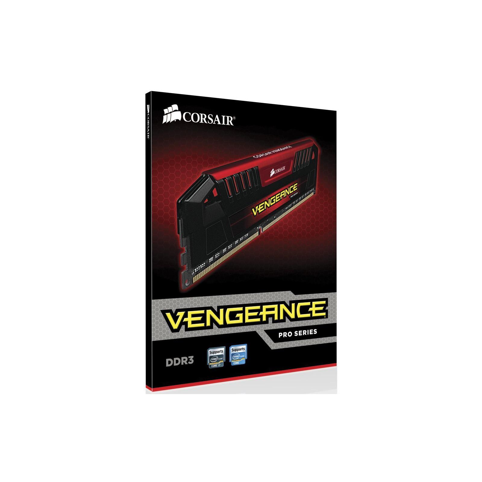 Модуль памяти для компьютера DDR3 8GB (2x4GB) 2133 MHz CORSAIR (CMY8GX3M2B2133C9R) изображение 3