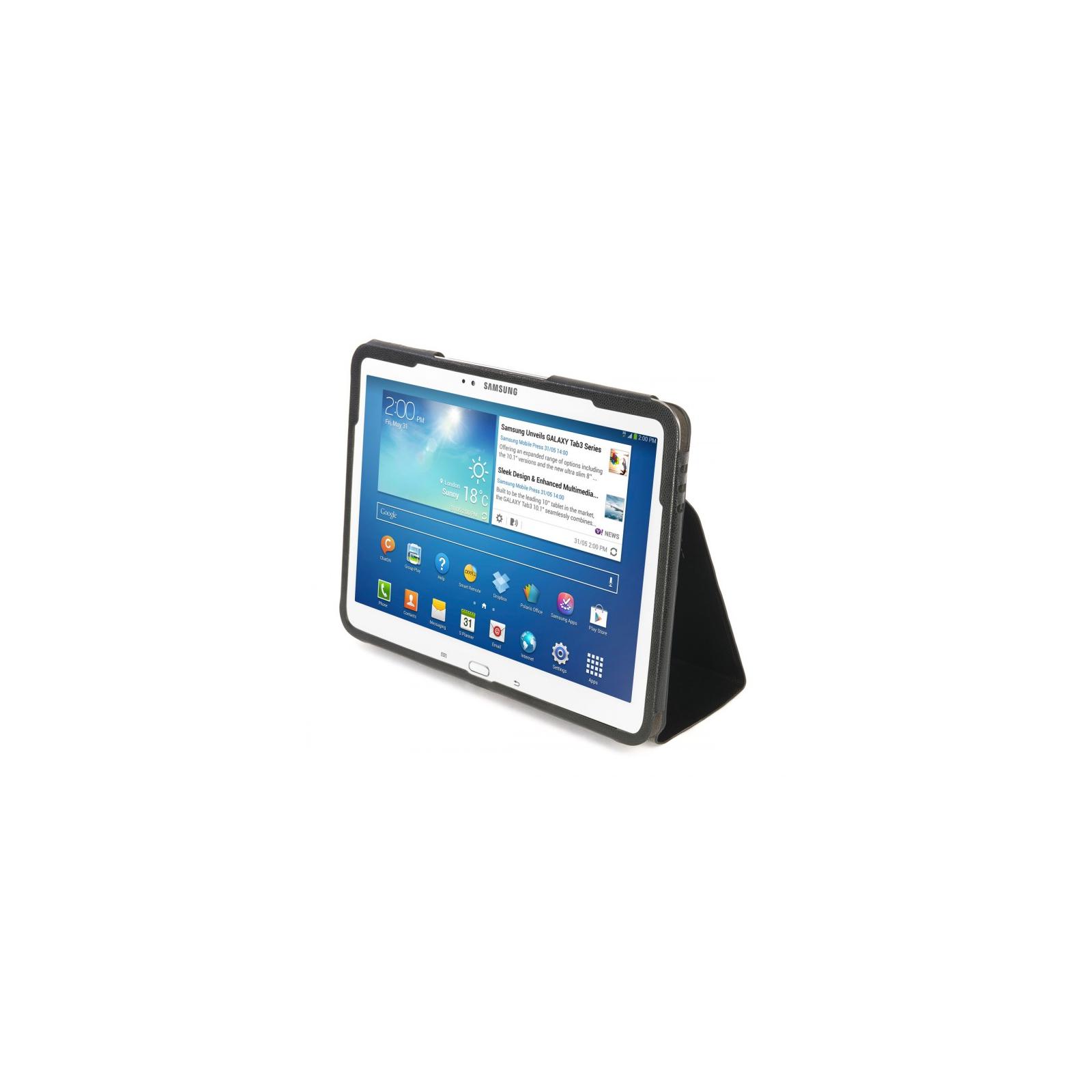 Чехол для планшета Tucano Galaxy Tab 3 10.1 Leggero Black (TAB-LS310) изображение 4