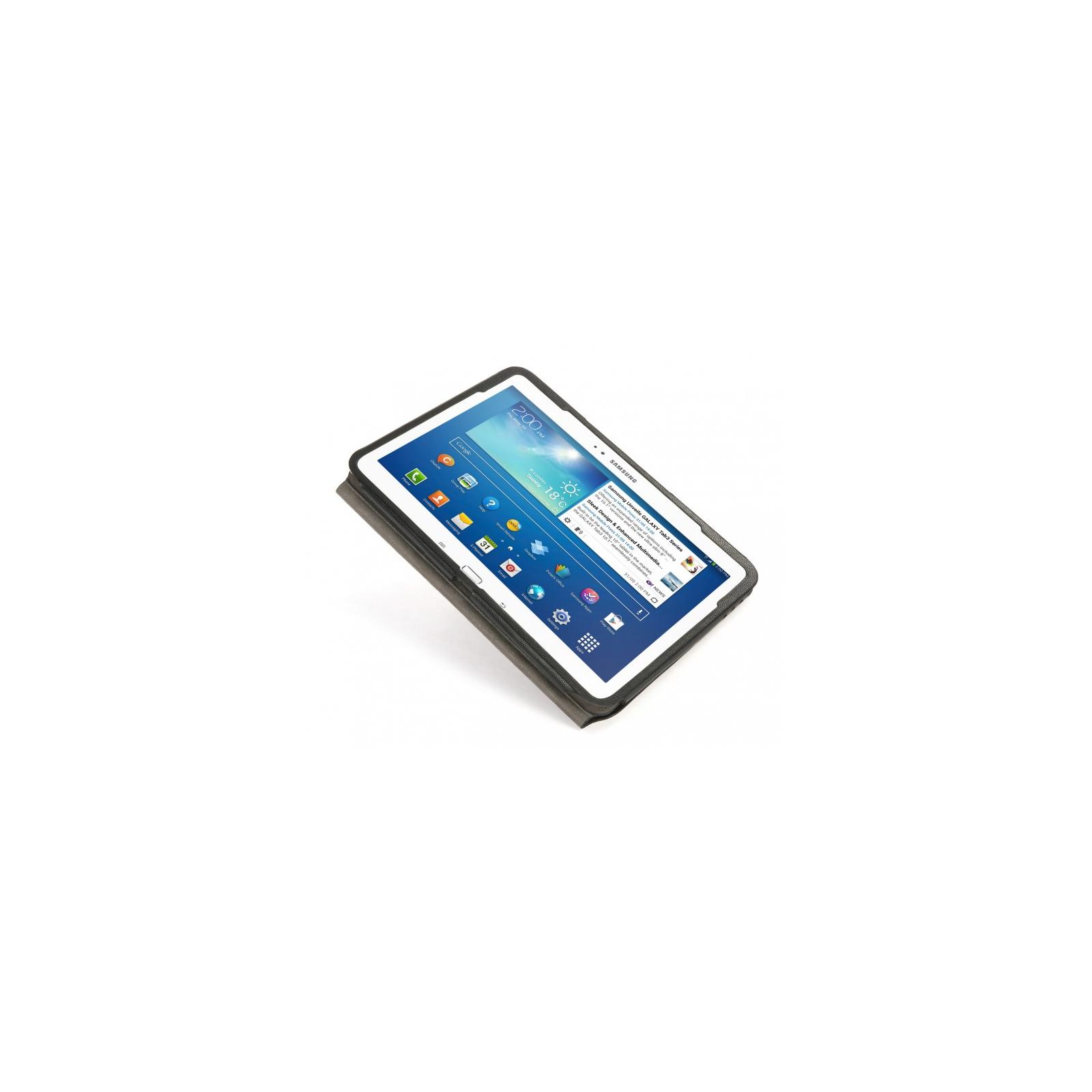 Чехол для планшета Tucano Galaxy Tab 3 10.1 Leggero Black (TAB-LS310) изображение 6