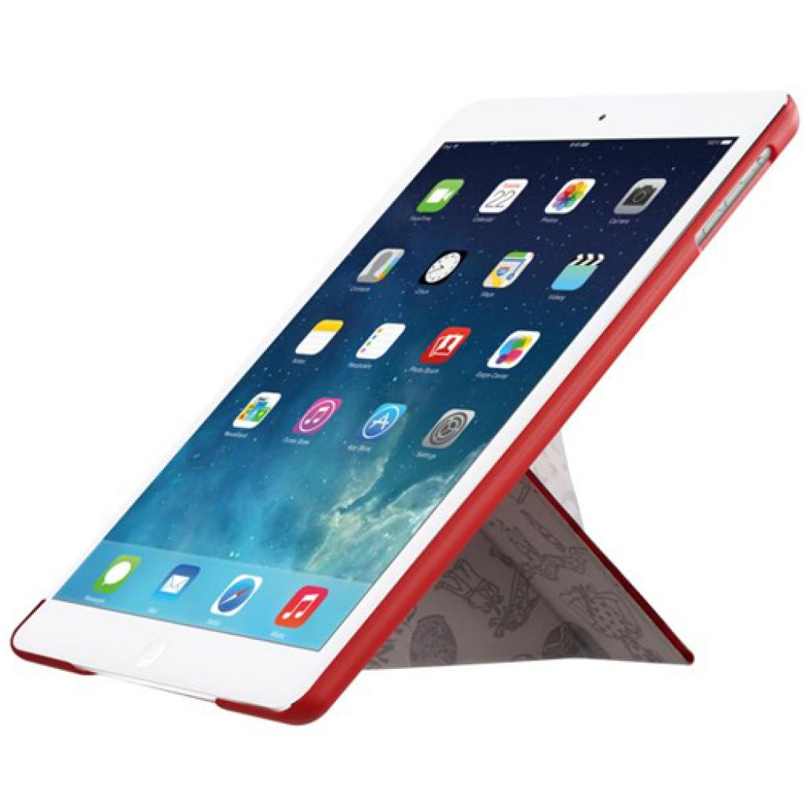 Чехол для планшета OZAKI iPad Air O!coat Travel 360° Multiangle (OC111BJ) изображение 3