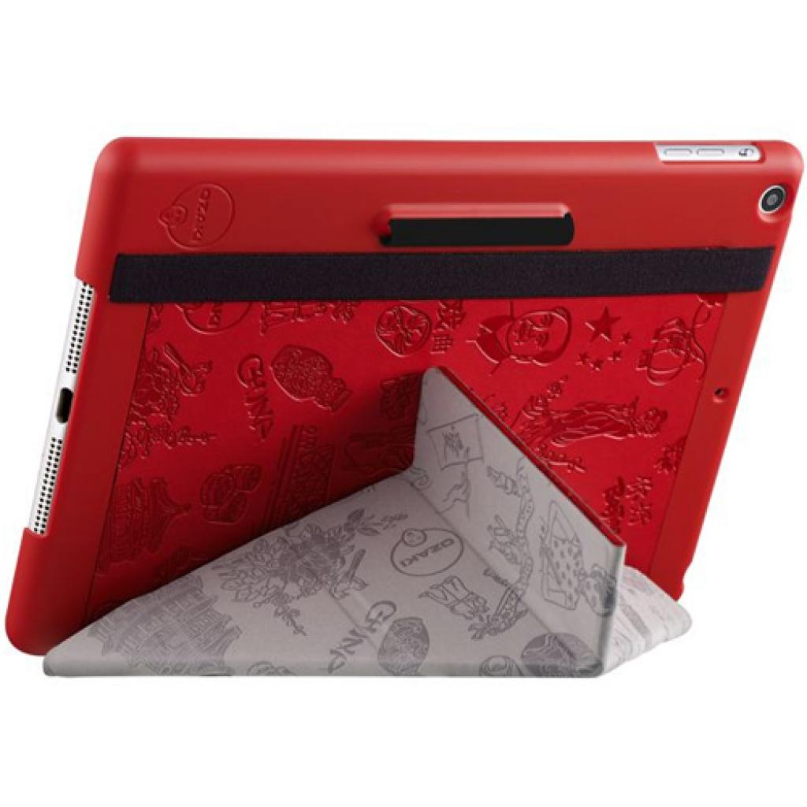 Чехол для планшета OZAKI iPad Air O!coat Travel 360° Multiangle (OC111BJ) изображение 4