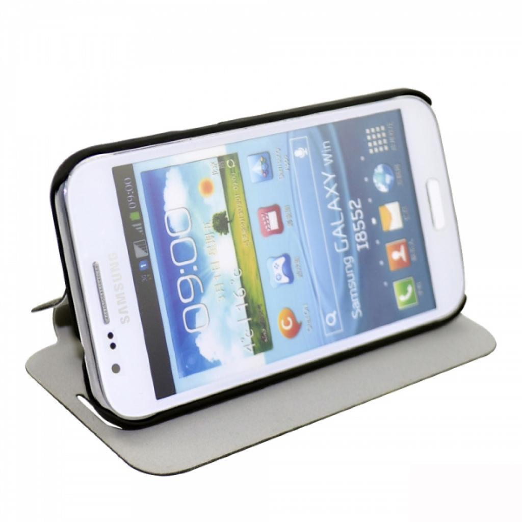 Чехол для моб. телефона Metal-Slim Samsung S7272 Ace3 /Classic U Black (L-K0026MU0001) изображение 3