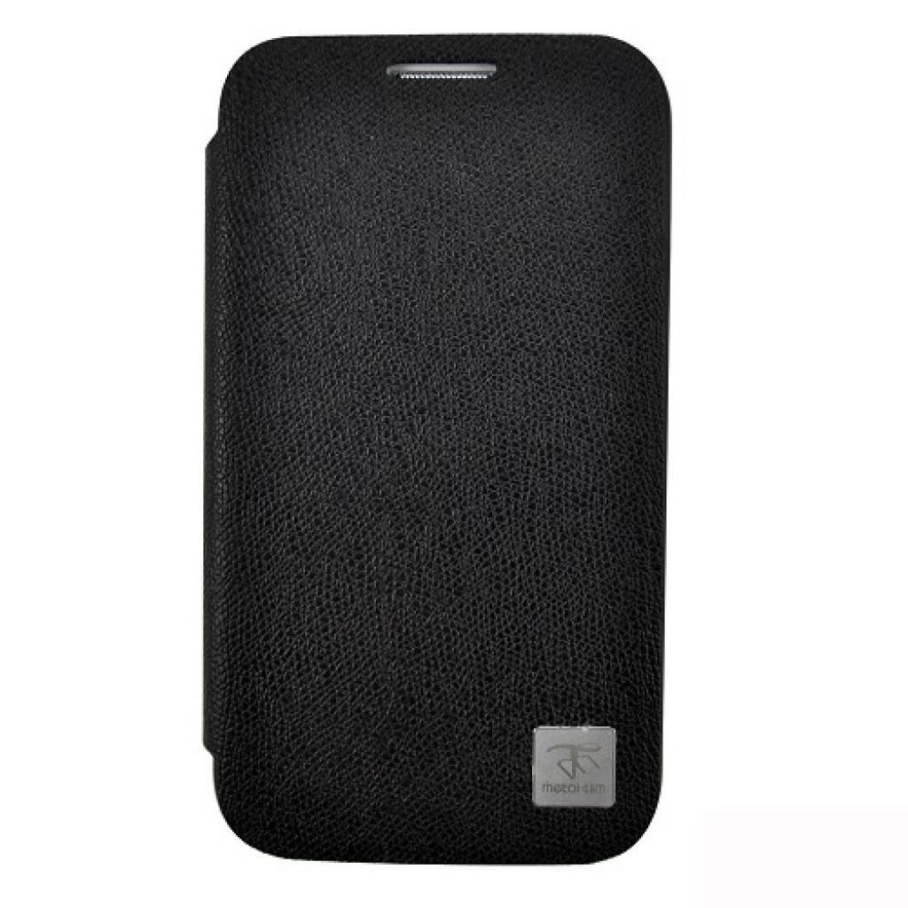 Чехол для моб. телефона Metal-Slim Samsung S7272 Ace3 /Classic U Black (L-K0026MU0001)