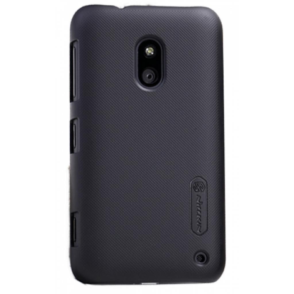 Чехол для моб. телефона NILLKIN для Nokia 620 /Super Frosted Shield/Black (6065768) изображение 2