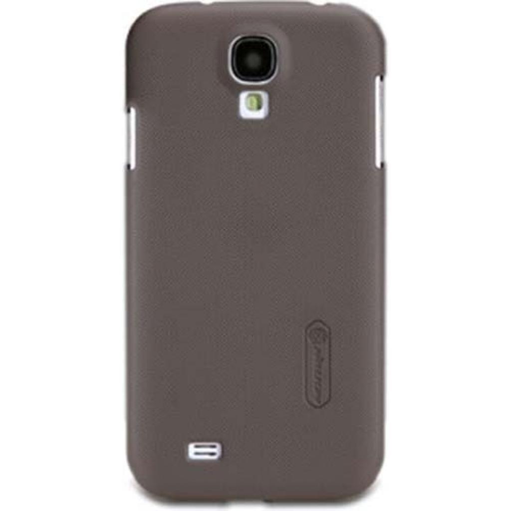 Чехол для моб. телефона NILLKIN для Samsung I9500 /Super Frosted Shield/Brown (6065883)