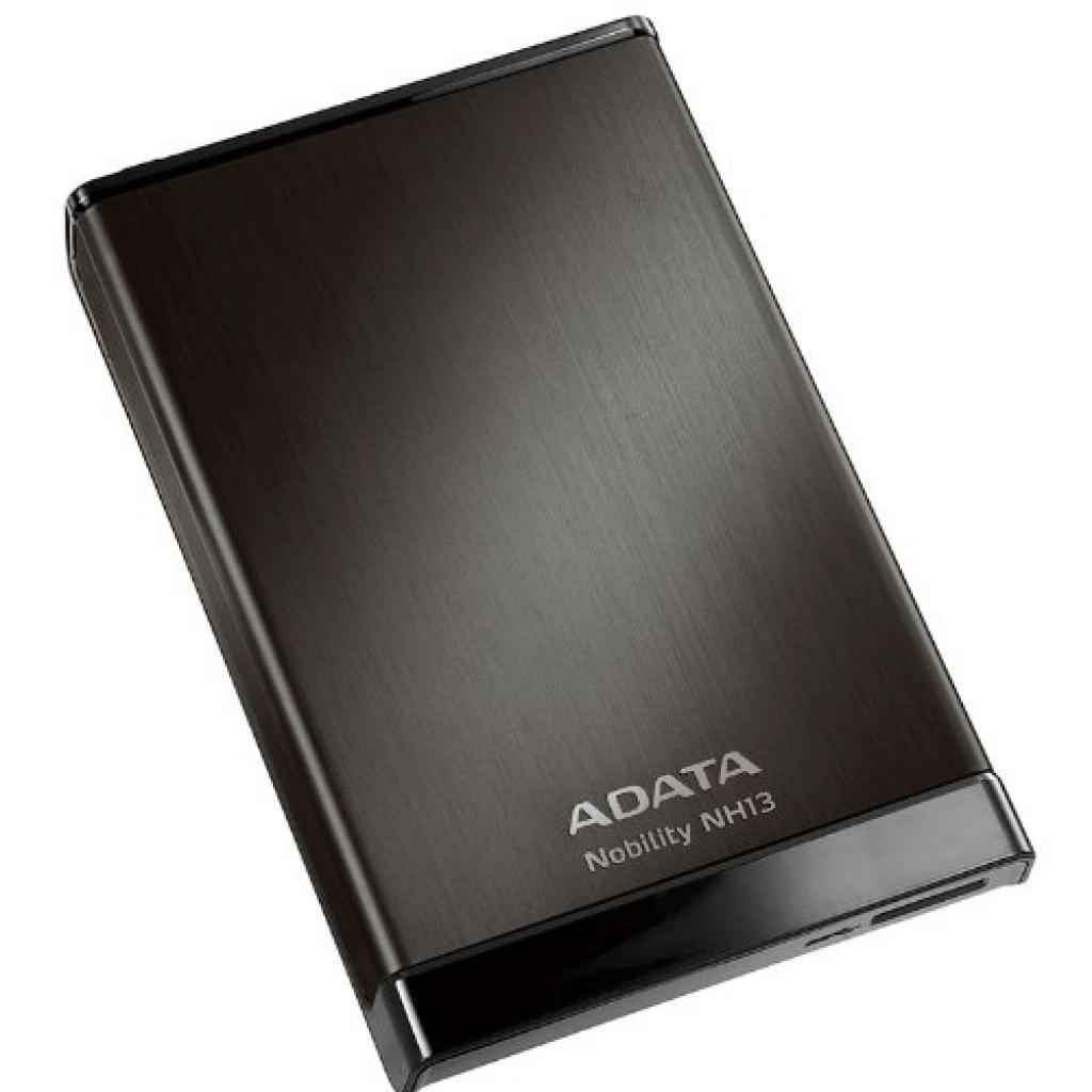 """Внешний жесткий диск 2.5"""" 1TB ADATA (ANH13-1TU3-CBK)"""