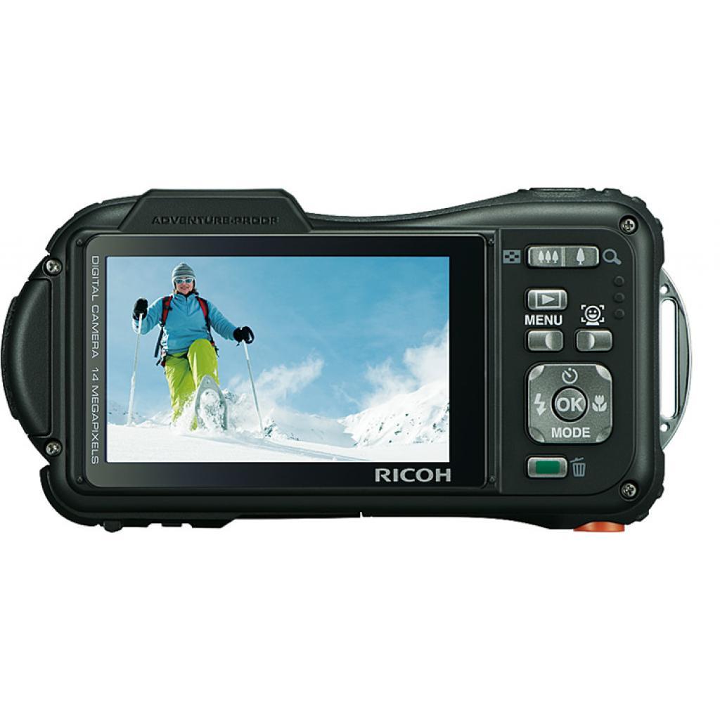 Цифровой фотоаппарат Ricoh WG-20 White-Black (08061) изображение 3