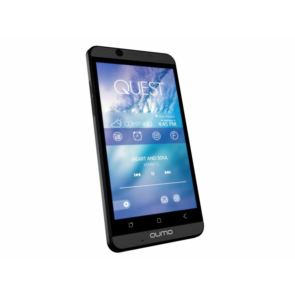 Мобильный телефон Qumo QUEST 474 Black (6909723193881) изображение 2