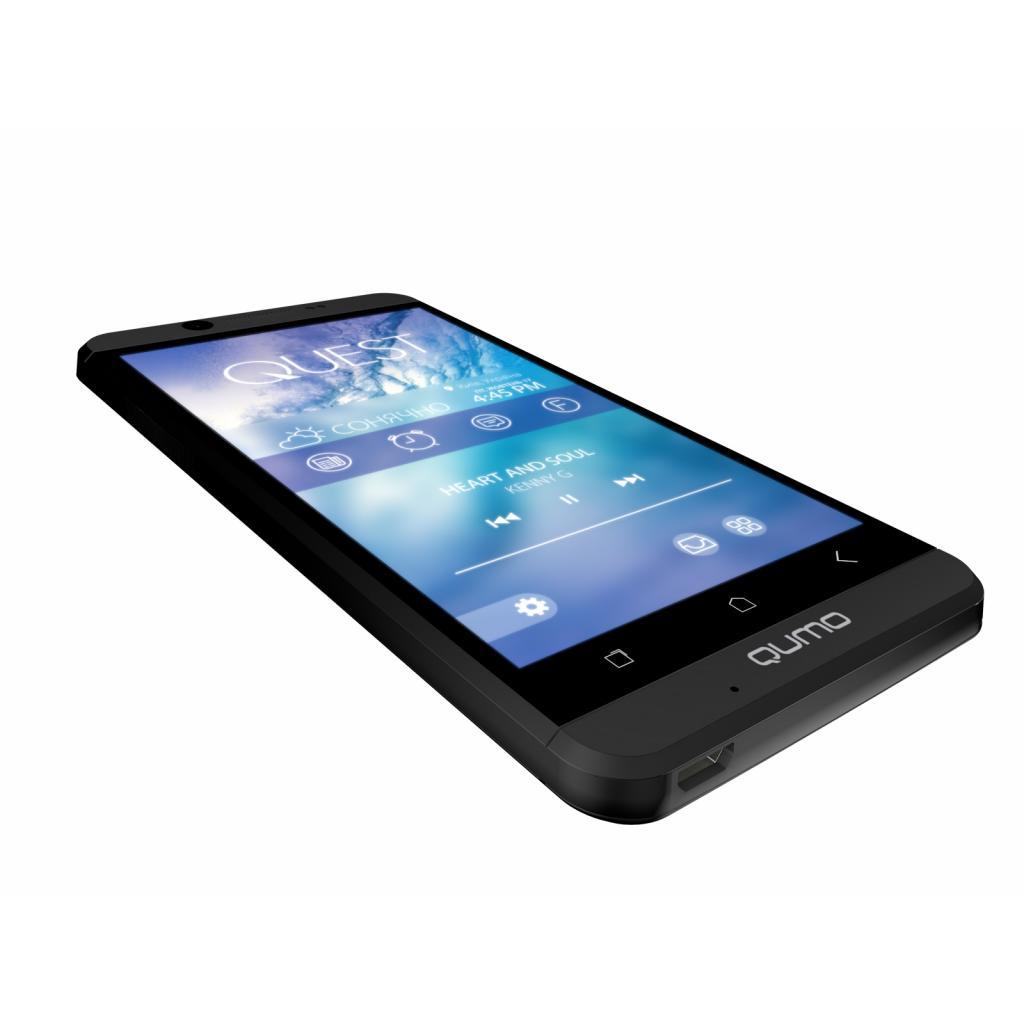 Мобильный телефон Qumo QUEST 474 Black (6909723193881) изображение 3