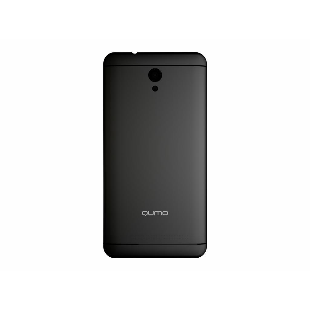Мобильный телефон Qumo QUEST 474 Black (6909723193881) изображение 5