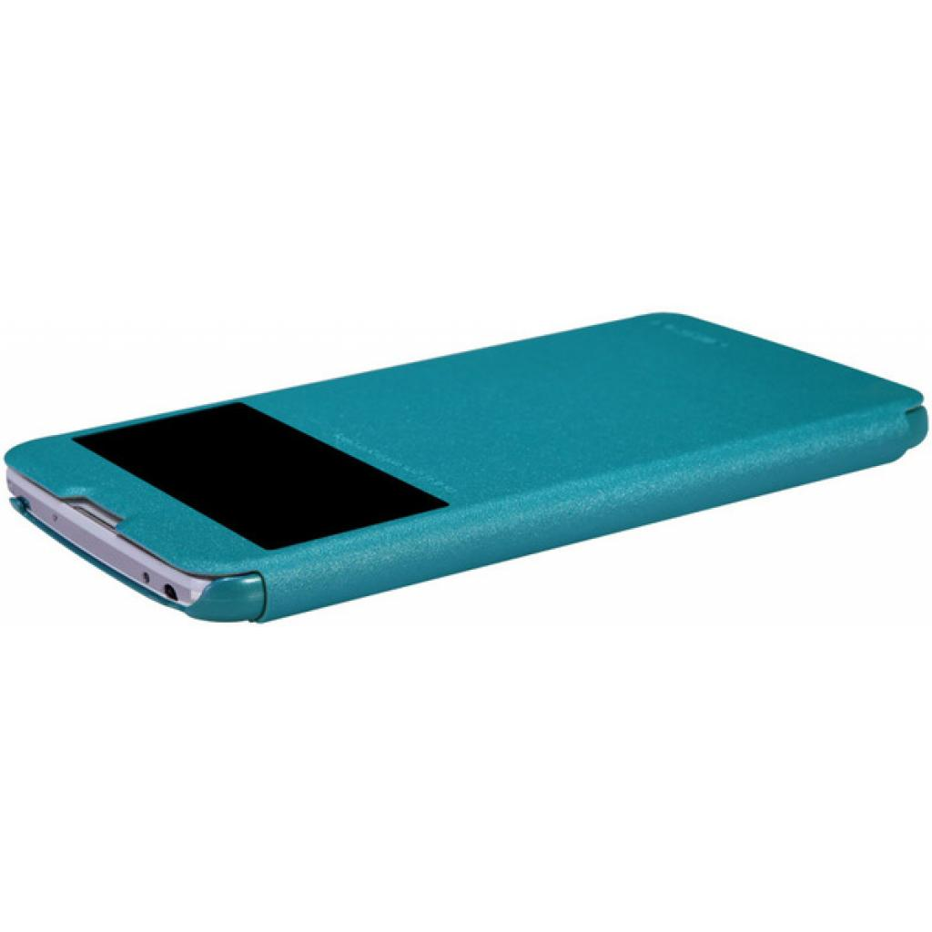 Чехол для моб. телефона NILLKIN для LG Optimus G Pro Lite /Spark/ Leather/Blue (6147149) изображение 2
