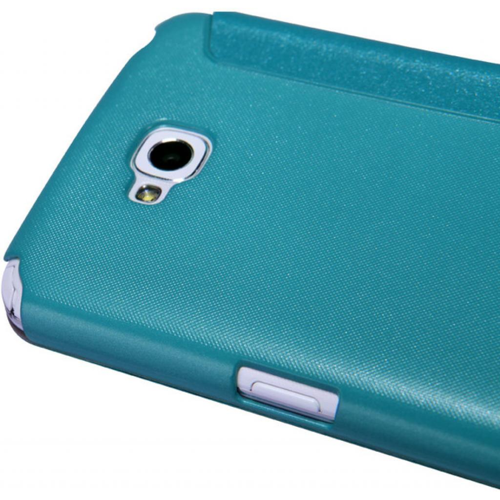 Чехол для моб. телефона NILLKIN для LG Optimus G Pro Lite /Spark/ Leather/Blue (6147149) изображение 3