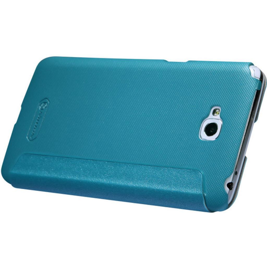 Чехол для моб. телефона NILLKIN для LG Optimus G Pro Lite /Spark/ Leather/Blue (6147149) изображение 4