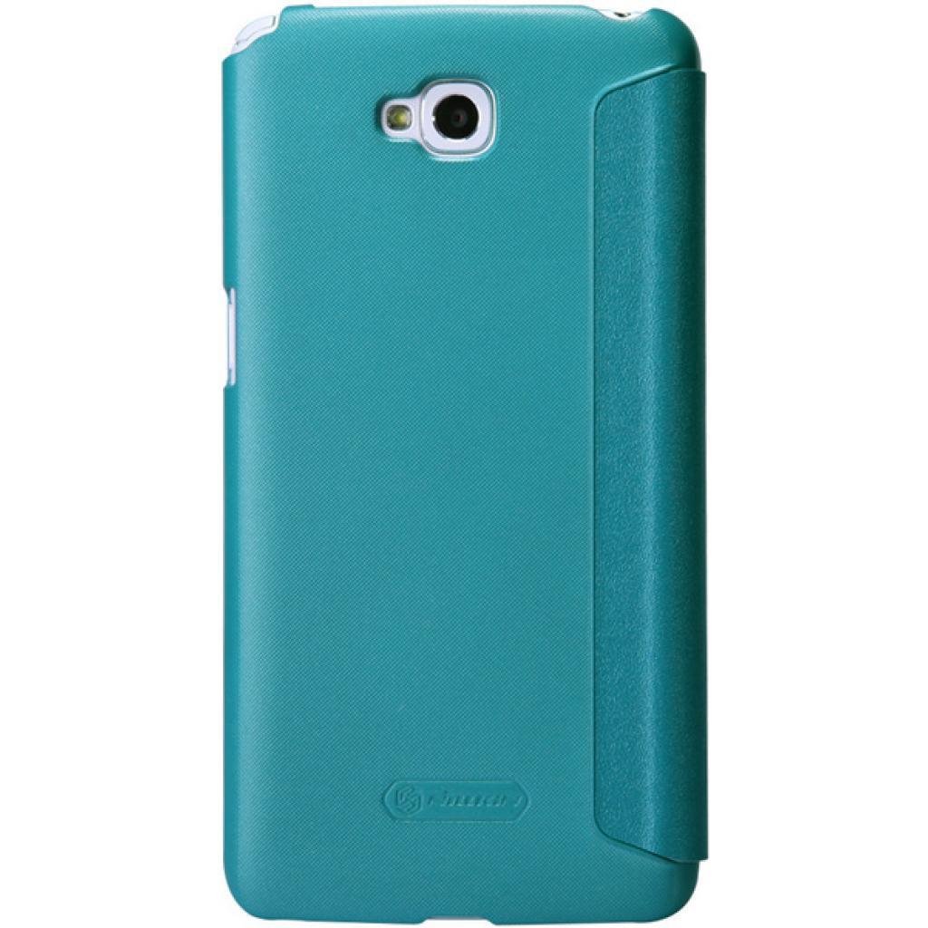 Чехол для моб. телефона NILLKIN для LG Optimus G Pro Lite /Spark/ Leather/Blue (6147149) изображение 5
