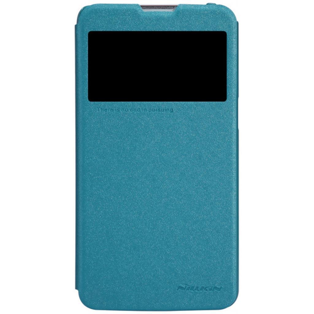 Чехол для моб. телефона NILLKIN для LG Optimus G Pro Lite /Spark/ Leather/Blue (6147149)