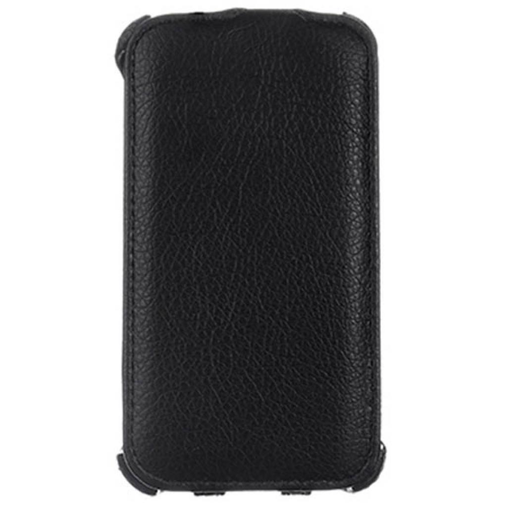 Чехол для моб. телефона Drobak для LG L65 (D285) Black /Lux-flip (215523)