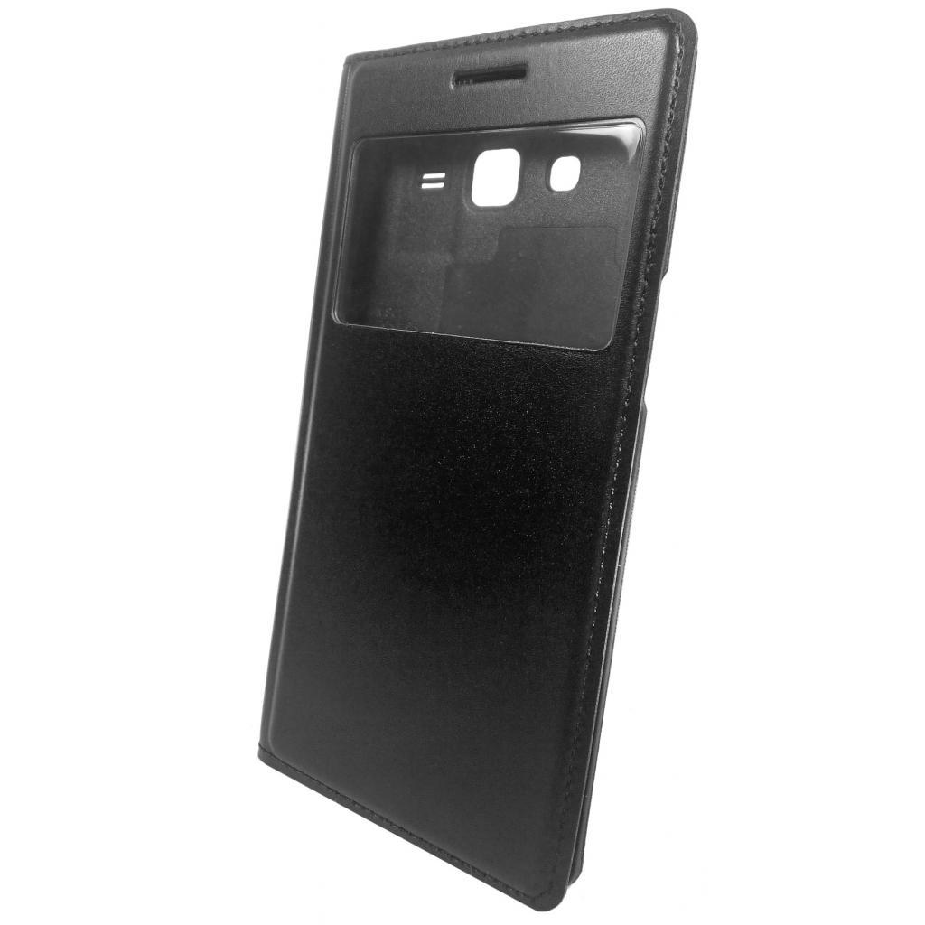 Чехол для моб. телефона GLOBAL для Samsung G7102 Galaxy Grand 2 (черный) (1283126458798) изображение 2