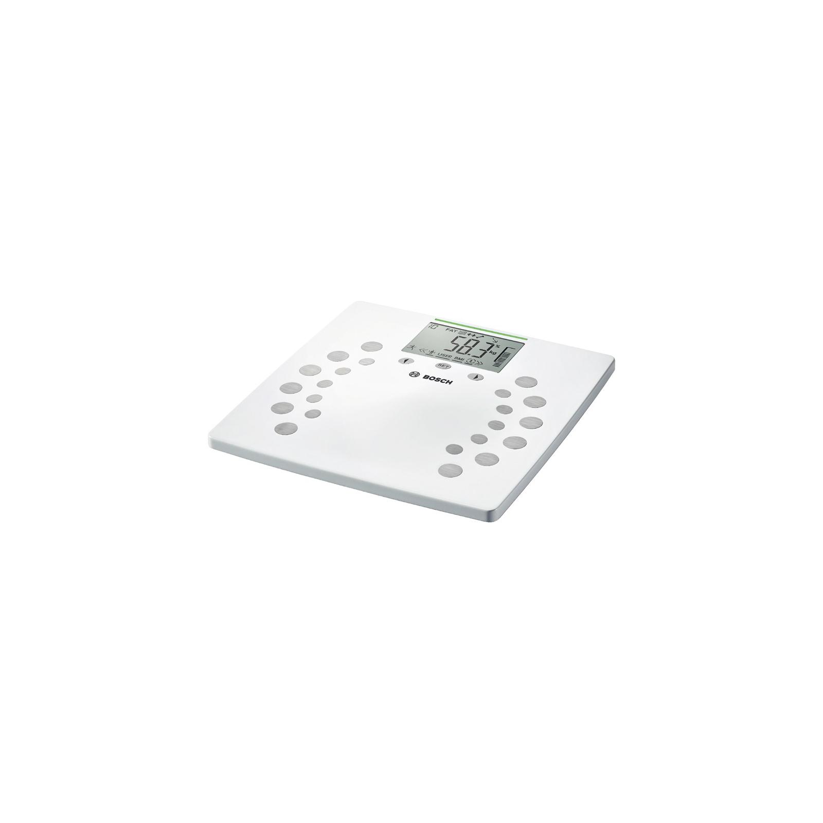 Весы напольные BOSCH PPW2360 изображение 2